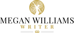 megan williams writer logo