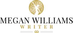 megan williams writer logo